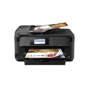Epson Workforce Wireless Color Inkjet Printer