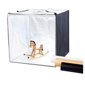 Finnhomy Professional Portable Photo Studio Light Box