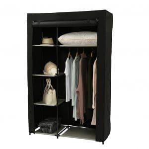 Homebi Clothes Closet Portable Wardrobe