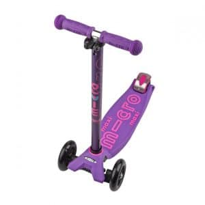Micro Kickboard Maxi Deluxe 3-Wheeled Scooter for Kids