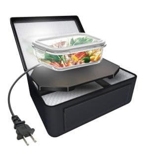 Triangle Power Personal Portable Oven Food Warmer