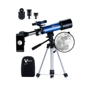 Vanstarry Telescope 400mm 70mm Aperture AZ Mount