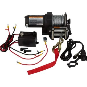 Ironton 12V Electric Winch