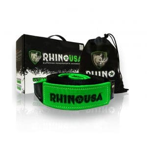 Rhino USA Emergency Recovery Tow Strap