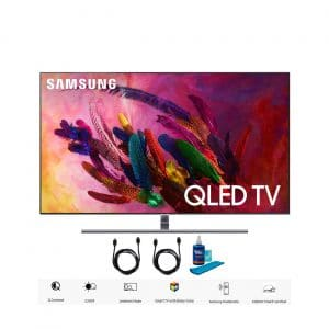 Samsung 55 inches QN55Q7F 55Q7 QN55Q7 55Q7F Smart 4K Ultra HD TV
