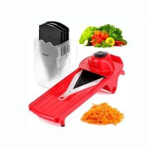 Geedel V-Pro Mandoline Slicer Adjustable Food Slicer