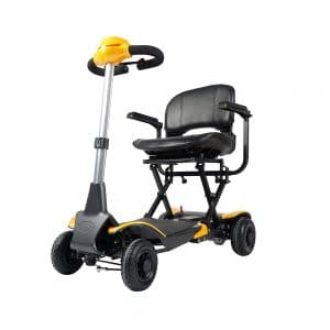 JBH Automatic Folding Travel Scooter