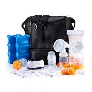 MADENAL Double Electric Breast Pump
