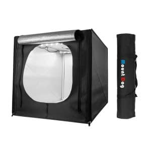MountDog Photo Studio Light Box