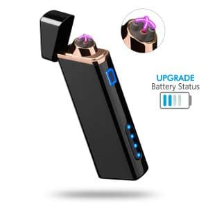 Sipoe Lighter USB Rechargeable Electric Arc Lighter