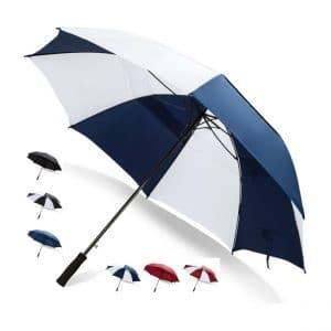 Third Floor Umbrellas 62-68-inches Golf Umbrella