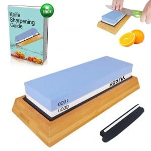 YUKSY Premium Knife Sharpening Stone