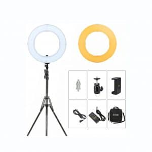 ZOMEI 14 Inches LED Ring Light 41W