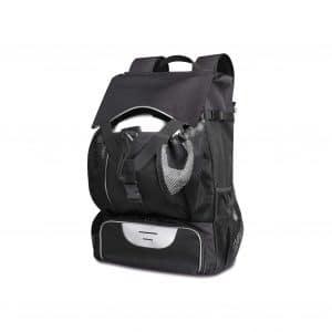ESTARER Soccer Bag Backpack 15.6 Inches Laptop Compartment