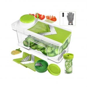 ONSON Adjustable Mandoline Slicer