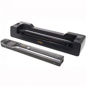 Vupoint Solutions Magic Wand Portable Scanner with Color LCD Display and Auto-Feed Dock