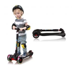 67i Kick Scooter 3-Wheels for Kids