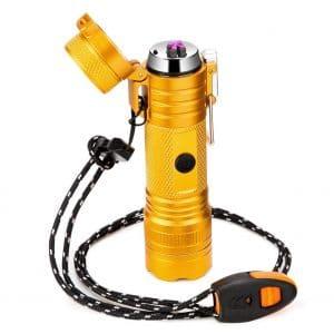 Arc Lighter Rechargeable USB Lighter Waterproof