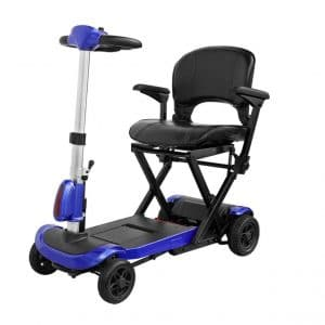 Drive Medical ZooMe Auto-Flex Travel Scooter