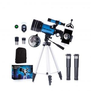 FREE SCCOLDIER Telescope for Kids 70mm Aperture