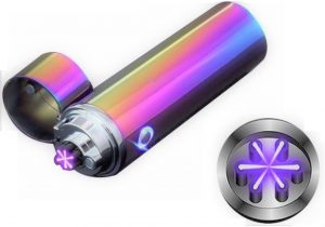 Novelty Wares Flameless Plasma Innovative X Beam Lighter
