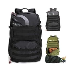 TRAILKICKER 35L Soccer Backpack with Laptop and Ball Compartments