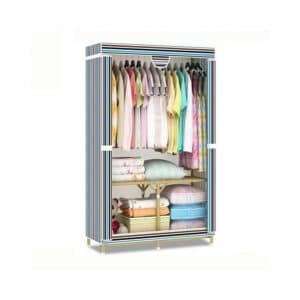 VBGHB Strong Steel Frame Clothes Closet