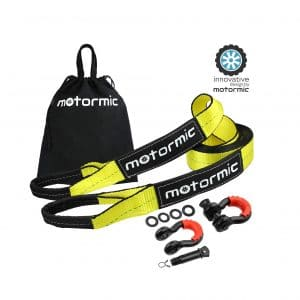 motormic Recovery Strap Kit