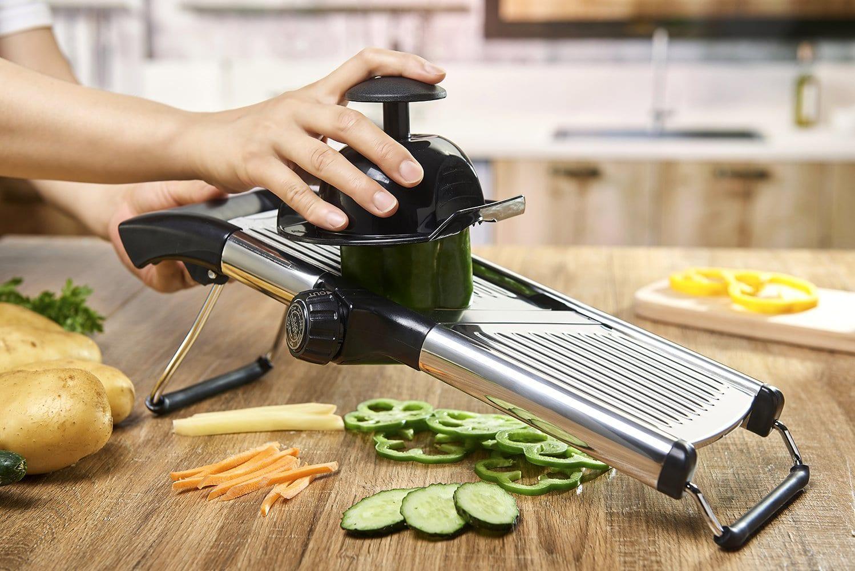 Top 10 Best Vegetable Slicers In 2020 Reviews Buyer S Guide