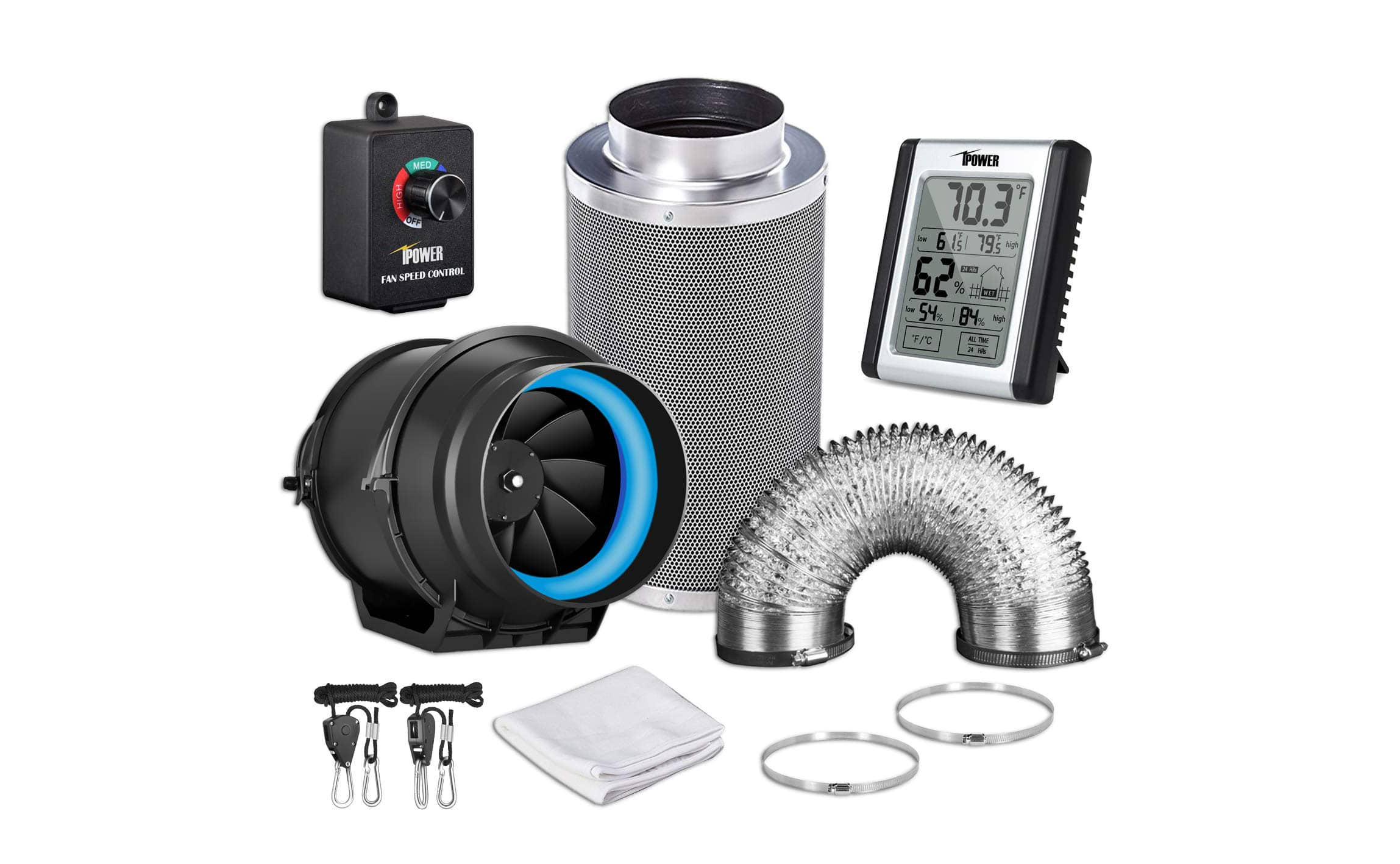 Top 10 Best Carbon Filter Fan Combo in 2020 Reviews | Guide