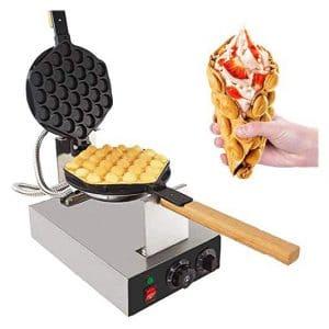 GorillaRock Non Stick Egg Waffle Machine