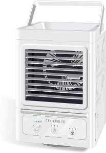 Juscool Portable Air Conditioner Fan 5000mAh Fan