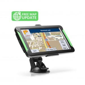 LTTRBX GPS Navigation for Car