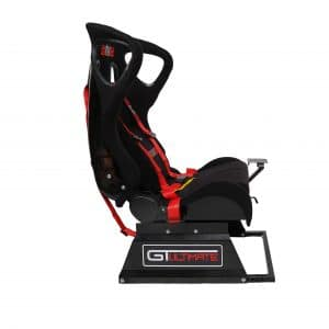 ext Level Racing Seat Add on for Wheel Stand