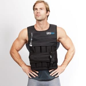 RUNFast/Max 12lbs-140lbs Weighted Vest