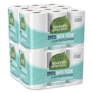 Seventh Generation Toilet Paper 48 Count
