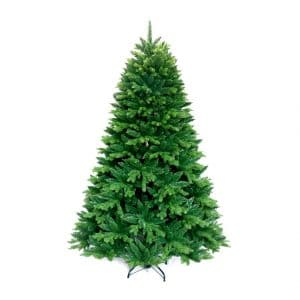 ALEKO Ultra Lush Traditional Artificial Christmas Tree