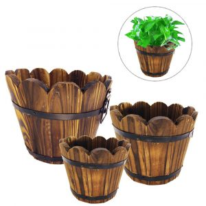 Top 10 Best Barrel Planters In 2019 Reviews Guide