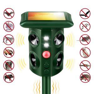 Haibinsh Solar Mole Snake Repellent