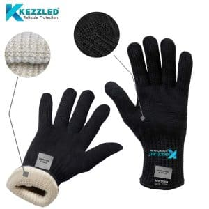 KEZZLED Oven, BBQ Gloves