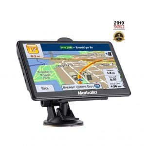 Marbaka GPS Navigation for Car