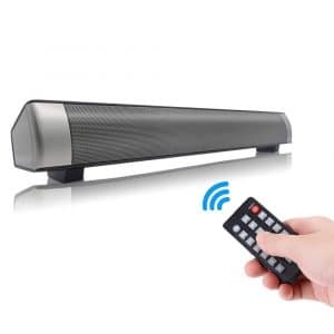 Sanwo Wireless and Wired Speaker for TV