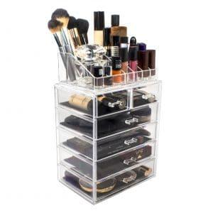 Sorbus Acrylics Cosmetic Makeup