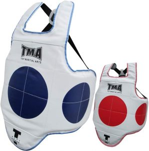 TMA Martial Arts Chest Protector