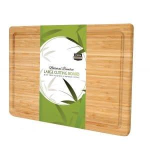 Utopia Kitchen Extra-Large Bamboo Cutting Board