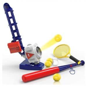 iPlay, iLearn Tennis Pitching Machine