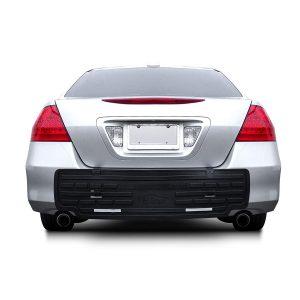 LANZMYAN Reflective Rear Bumper Guard Anti-Scratch Rear Trunk Rear Warning Cover Sticker for Cars SUVs Pickup Trucks Green