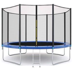 FeiFei66 Outdoor Trampoline for Kids
