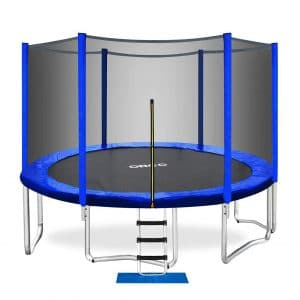 ORCC Trampolines 400 LBS Weight Capacity for Kids and Family