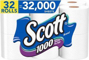 Scott Comfortplus Toilet Paper Towel
